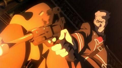 【 天狼 SiriustheJaeger 】 6話 感想  直江邸炎上!!  狩人駆逐のヴァンパイア大襲撃