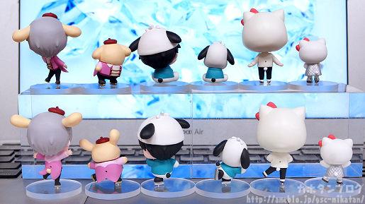 【トレーディングフィギュア】ユーリ!!! on ICE × Sanrio characters