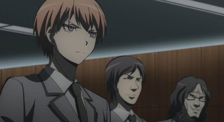 暗殺教室 第2期 第11話『浅野學峯(あさのがくほう)の洗脳!』感想