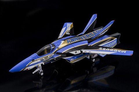 『マクロス』アルカディア「1/60 完全変形VF-1J マクロス35周年記念塗装機」1/60完全変形VF-1Jへ落とし込んだ意欲作がリリース