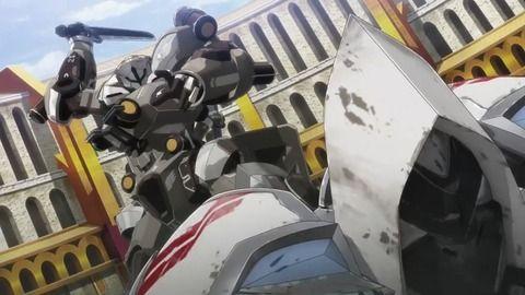 【 ナイツ&マジック 】 3話 感想  新機軸のロボット開発、からの見応えたっぷりな剣戟散る模擬戦!!