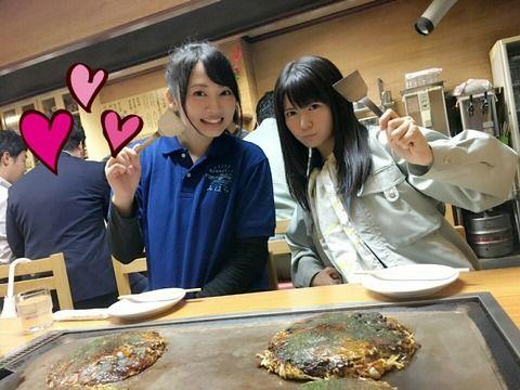 美人声優・竹達彩奈さん、やはり食いしん坊