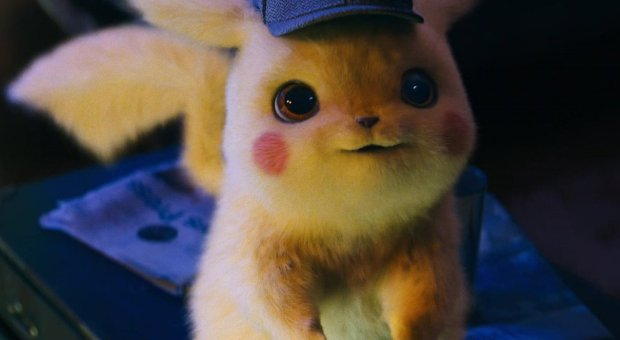 【悲報】実写版ポケモンのピカチュウさん、全く可愛くない生物になってしまう