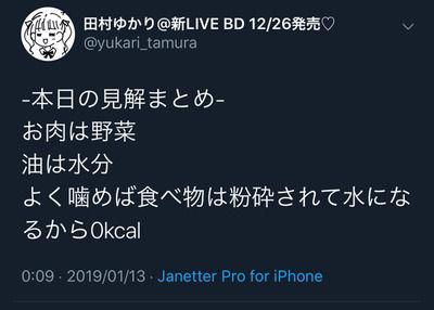 【悲報】大人気声優の田村ゆかりさん、頭がおかしくなられる