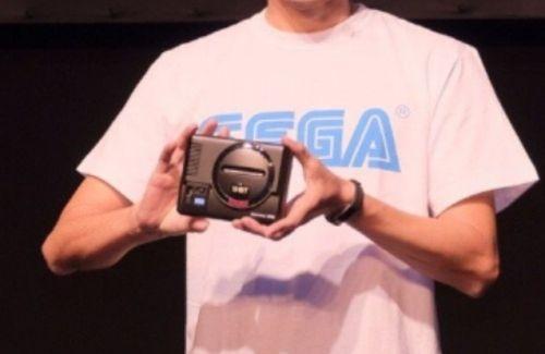 セガ「メガドライブミニ」発売時期が2018年から2019年に延期へ
