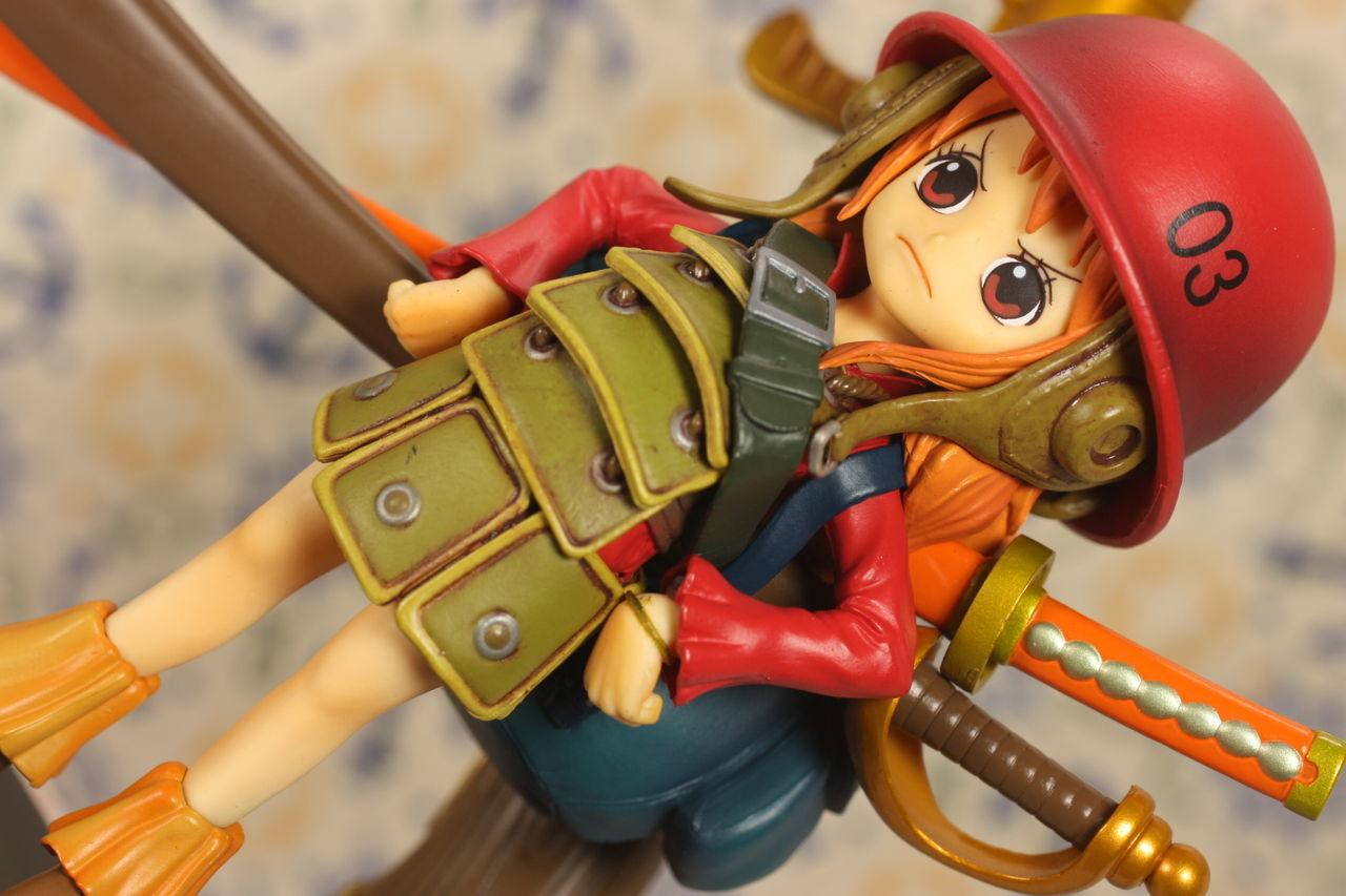 「ワンピース」ナミ DXF ~THE GRANDLINE CHILDREN~ ONE PIECE FILM Z vol.1(バンプレスト)レビュー