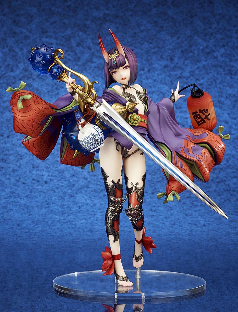 『Fate/Grand Order』キューズQ「アサシン/酒呑童子1/7フィギュア」第三再臨での立体化
