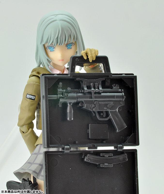 """『リトルアーモリー』「 MP5Kコッファータイプ」""""MP5Kコッファー""""が登場!「 AUGタイプ」自動小銃AUGがラインナップ!"""