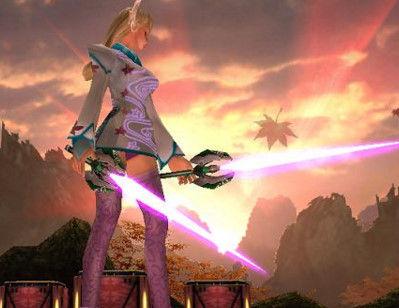 「光る剣を持った剣士」を1人想像して下さい