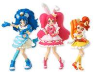 【食玩】「キラキラ☆プリキュアアラモード キューティーフィギュア」Amazon予約開始