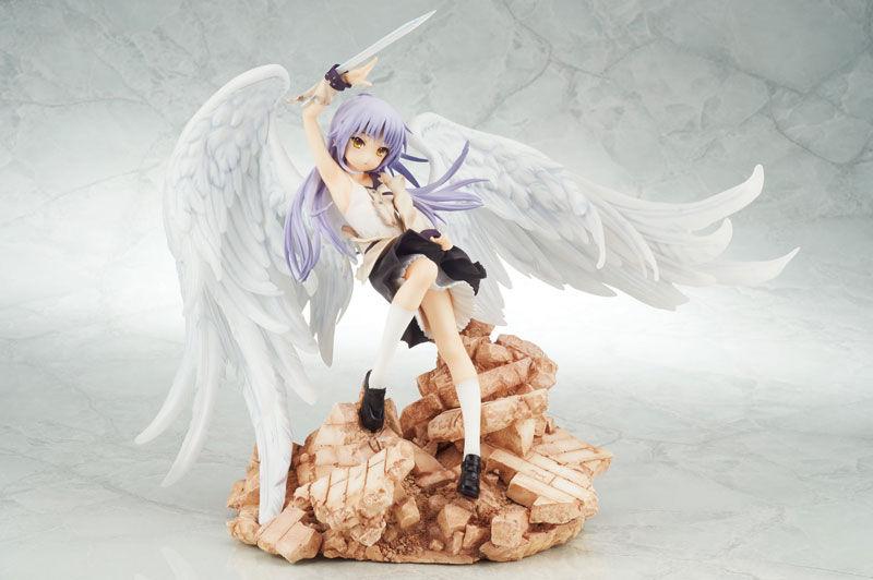 【Angel Beats!】ブロッコリー「天使 スケールフィギュア」Amazon予約開始、美しく戦う姿を立体化
