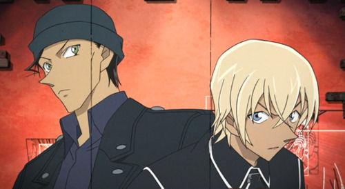 久しぶりに【名探偵コナン】見たらアムロとシャア出てきててワロタ