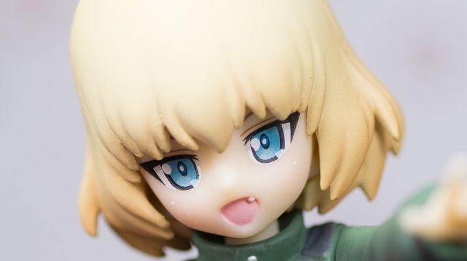 【レビュー】ガールズ&パンツァー 最終章 パンツァーフォー! スペシャルフィギュア カチューシャ