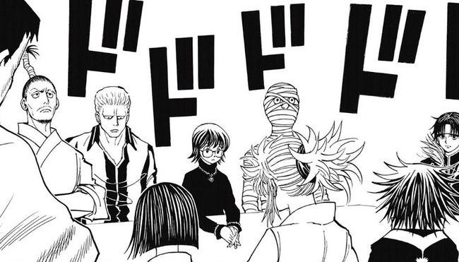 【悲報】ハンタの幻影旅団さん、ヒソカに勝ち目ない