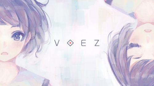 ニンテンドースイッチのロンチで配信されるリズムゲーム『VOEZ(ヴォイズ)』ティザーPVが公開
