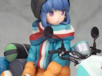 【ゆるキャン△】アルター「志摩 リン with スクーター」フィギュア 商品画像公開、明日より予約開始!