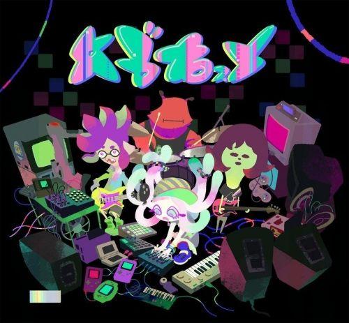 『スプラトゥーン2』イカ界のチップチューンバンド「ABXY」新曲2曲公開!
