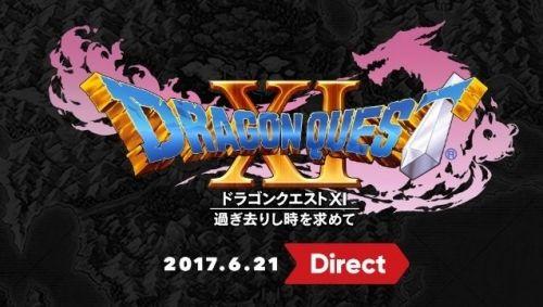 「ドラゴンクエストXI 過ぎ去りし時を求めて Direct」6月1日午後20時より放送決定!3DS版の「すれちがい通信」などの要素が紹介