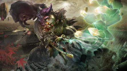 オープンワールド討鬼伝2の動画が凄い!! ダークソウル3と並んで日本最高峰のアクションじゃね?