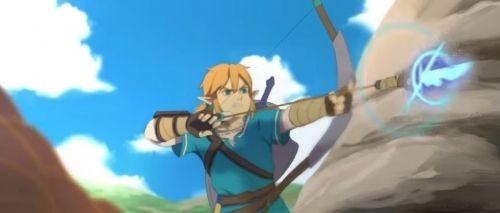 海外ファンが制作した「ゼルダの伝説 BotW」のアニメーションが話題!