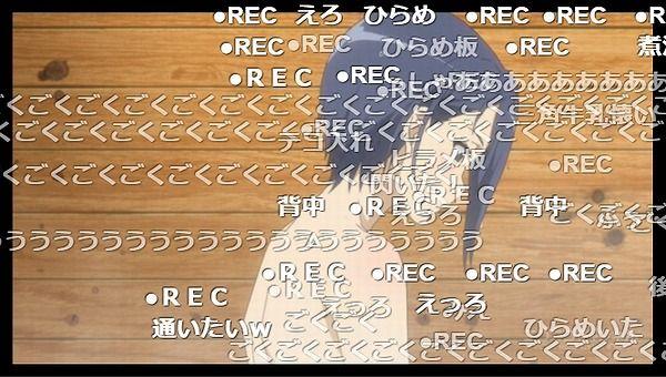 【サクラクエスト 19話 ニコ生】 89.4%の高アンケ維持