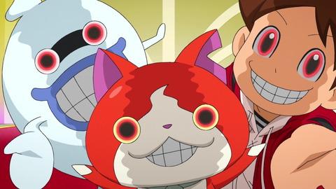 妖怪ウォッチ 142話 感想 ワサビ寿司がタイムリーすぎるwwww ケータ達の笑顔が怖すぎる…