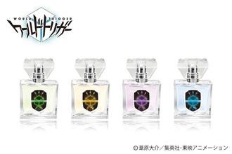 0125543d s - 【ワールドトリガー】迅、遊真遊真、修、千佳4人の香水発売決定!  石鹸のオッサム