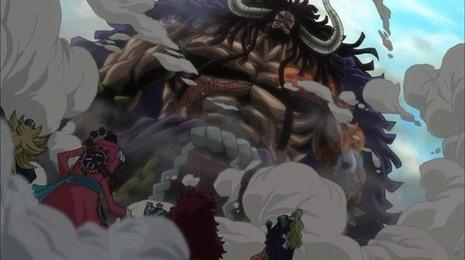 【ワンピース】百獣海賊団の角は地位の象徴だったww『考察』