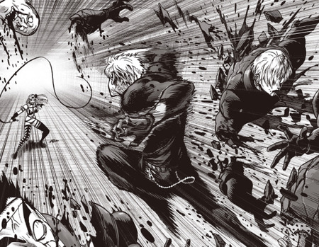 267dfae2 s - 【ワンパンマン】アマイ、ナリンキ部隊皆★しかよ