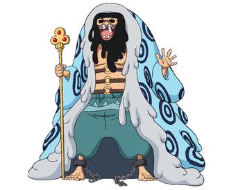 【ワンピース】トレーボルとかいうドンキホーテ海賊団の最高幹部ww