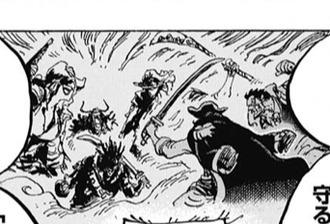 35720739 s - 【画像】海賊王・ゴールドロジャー、回想を重ねる度に小物っぽくなる