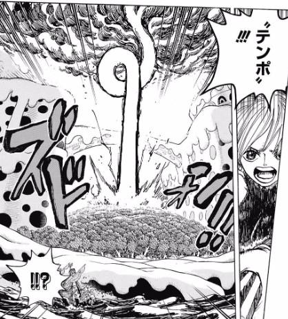 38c7e61b - 【ワンピース】麦わらの一味で三番目に強いのって誰?