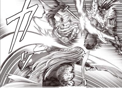 41b75cc6 s - 【ワンパンマン】ソニックとフラッシュってどっちが強いの?