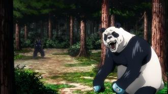 4b8de97a s - 【呪術廻戦】16話 感想…パンダはパンダじゃない