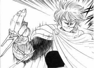 4ed21569 - 【ダイの大冒険】新アニメのヒュンケル、最初から綺麗(画像)