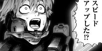6176a81c s - 【ワンパンマン】童帝戦、アマイマスク戦、差し替え前のバージョンを番外編ページにアップ!