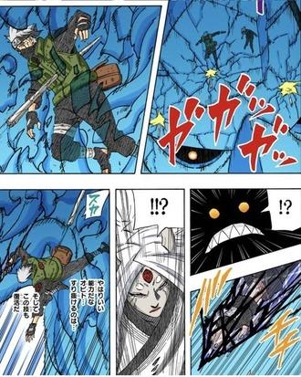63a088da s - 【NARUTO】オビトって両目神威カカシ並みに強くなってたの?