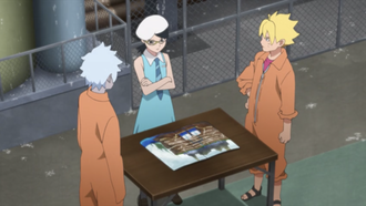 72999220 s - 【BORUTO-ボルト-】145話サラダちゃんがやべーぞ!