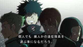 894dadb1 s - 【ワールドトリガー】2nd9話 感想...マリオちゃんかわいい