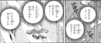 【ワンピース】ジョイボーイの正体、ルフィ説