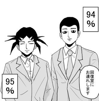 8ed22718 s - 【ワンパンマン】身体改造率95%とかの人