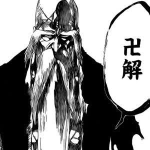 932fda4c - 【BLEACH】卍解←このセンス