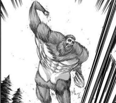 939f1e08 s - 【進撃の巨人】獣の巨人強すぎない?