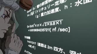 a655e8f3 s - 実況【Dr.STONE-ドクターストーン-】22話 感想…ゲン、ヒロイン