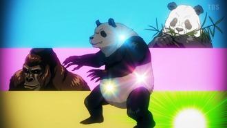b8f84f84 s - 【呪術廻戦】16話 感想…パンダはパンダじゃない