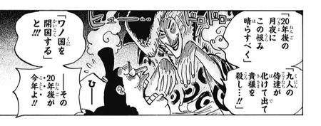 b9716e0c s - 【ワンピース】九つの影(九人の侍)って誰のこと?【919話】【920話】