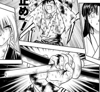 c093a52b - 【悲報】るろ剣の謎理論www