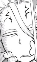 e4383038 - 【Dr.STONE】千空、コハクにキスされてこの表情