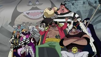 fa8dd0f5 s - 【ワンピース】四皇海賊団、強そう