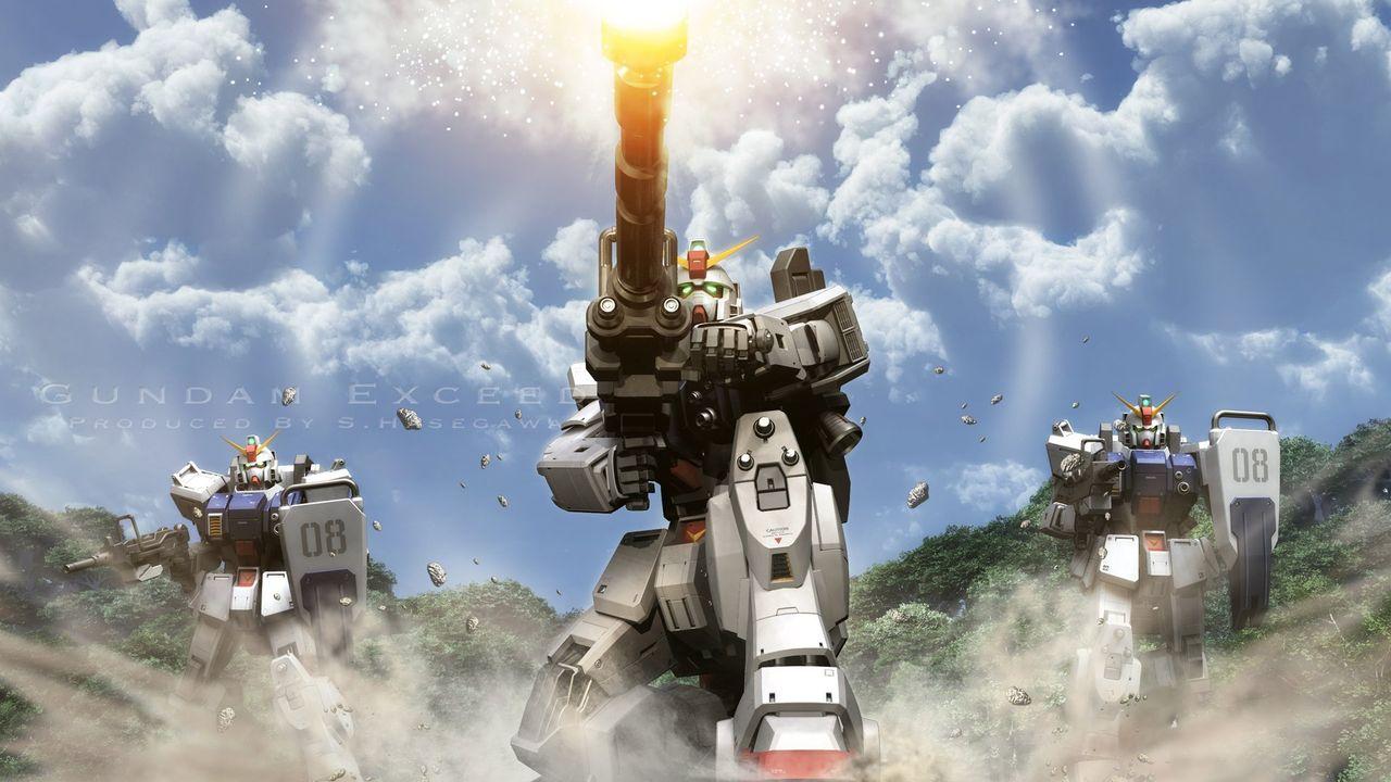 【ガンダム*】ジオン軍のようなミリタリー感溢れるガンダムタイプを挙げていくスレ(機体の1部、武装だけでも可)